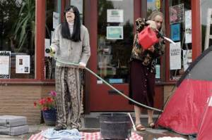 Without Portlandia, I would have never discovered the fabulous feminist bookstore ladies.